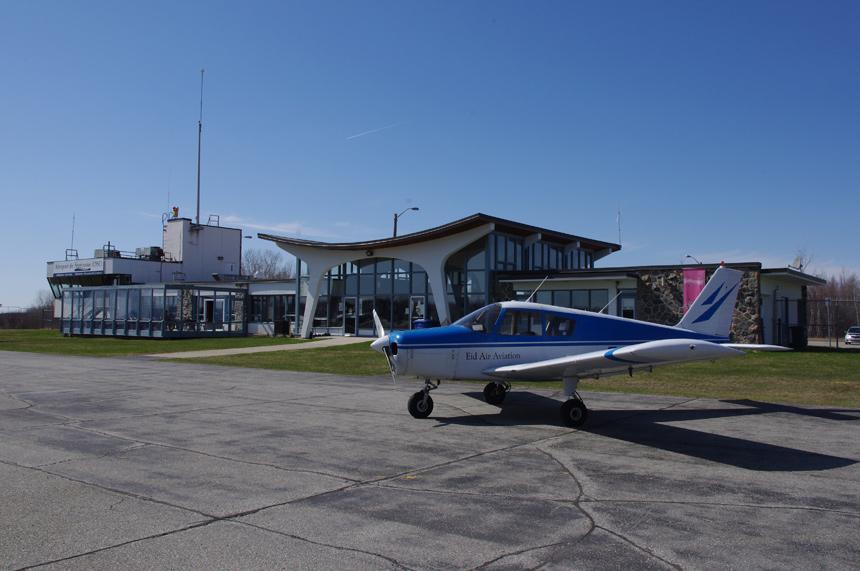 Aéroport de Sherbrooke : Airpole s'installe en 2016