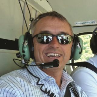 Marcel Boutin / Hélicoptère